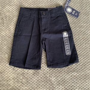 Other - Navy blue shorts size 5 NWT